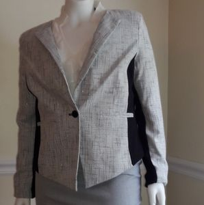 Mossimo Lined Suit jacket Size M